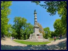 Boston Common - Civil War Monument