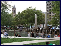 Copley Square Fountain