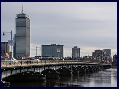 Harvard Bridge and Prudential Tower