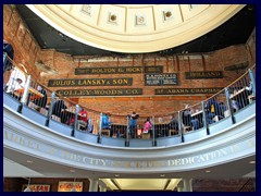 Quincy Market inside