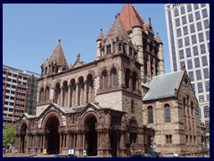 Trinity Church at Copley Square
