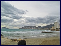 Calpe New City Centre 14 - Playa del Cantal Roig