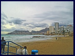 Calpe New City Centre 18 - Playa del Cantal Roig