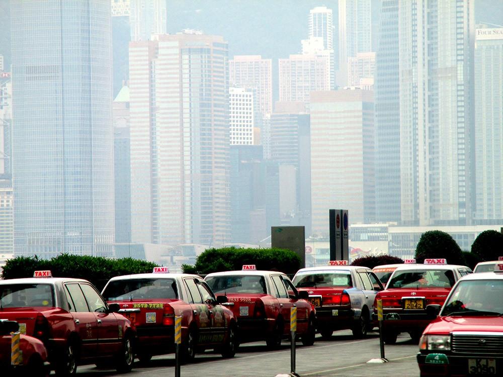 Hong Kong Kowloon Union Square Kowloon Station Icc