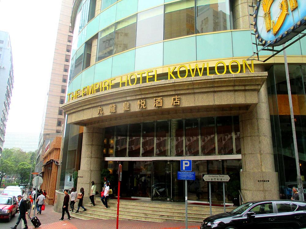 Hotel Near Temple Street Hong Kong